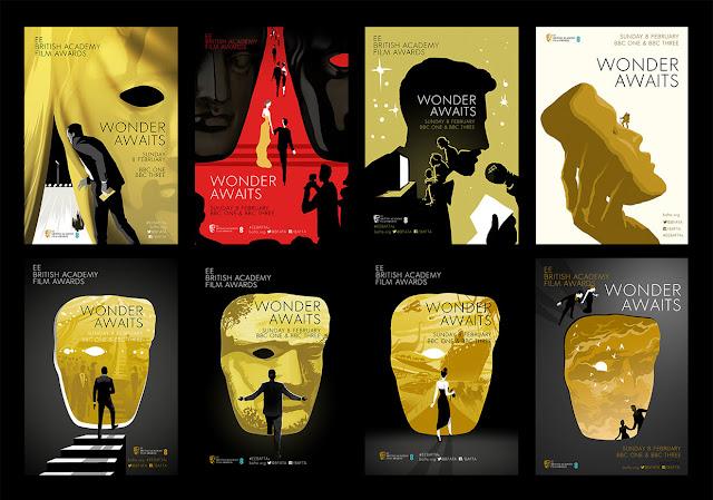 cartazes de filmes BAFTA