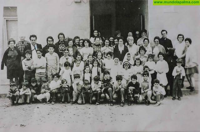 Cincuenta aniversario de la nueva Escuela Unitaria de La Sabina