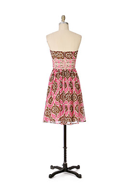 Anthropologie Maritimes Dress by Plenty by Tracy Reese
