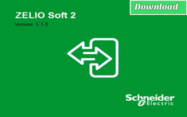 Download Zelio Soft 2 V5.1.0 Gratis & Halal | Softwares PLC