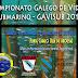 Campionato Galego de Vídeo Submarino GAVISUB 2018 Illa de Arousa