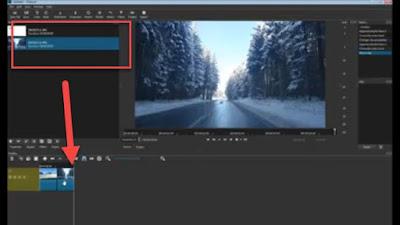 cara membuat video dari foto dengan program shotcut