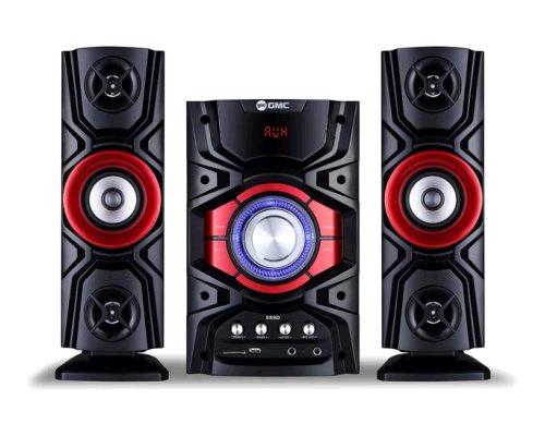 Harga Speaker Aktif GMC 889D - Harga dan Spesifikasi