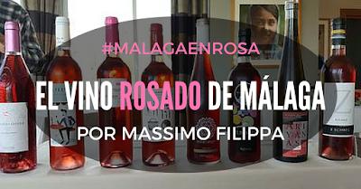 Massimo Filippa - Vino Rosado de Málaga