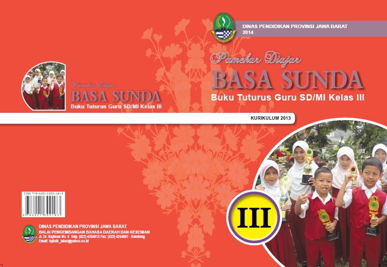 JS Aries-Blog: Buku Basa Sunda Kelas III SD/MI Kurikulum 2013