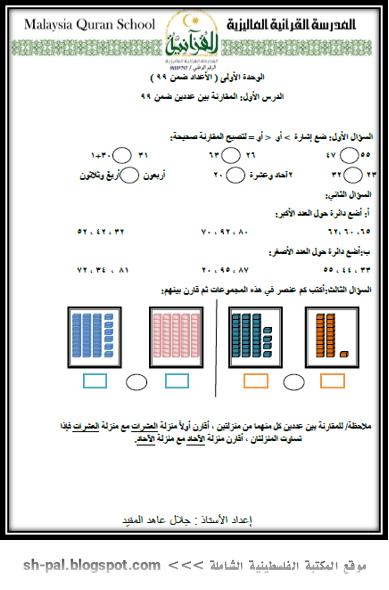 المدرسة القرآنية pdf