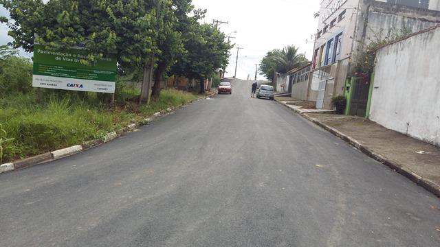 Prefeitura de Sete Barras investe mais de R$ 400 mil em obras de recapeamento e pavimentação