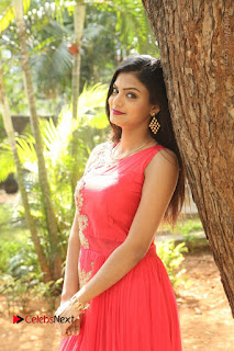 Telugu Actress Anusha Stills at Dhyavudaa Movie Teaser Launch  0031.JPG