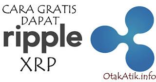 Cara Mendapatkan XRP (Ripple) Gratis