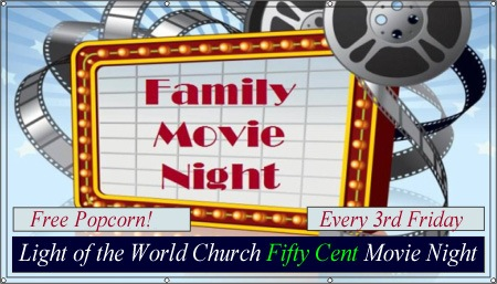 Light of the World Movie Night
