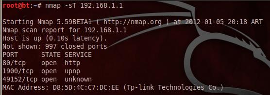 Mapeo de redes con Nmap 24