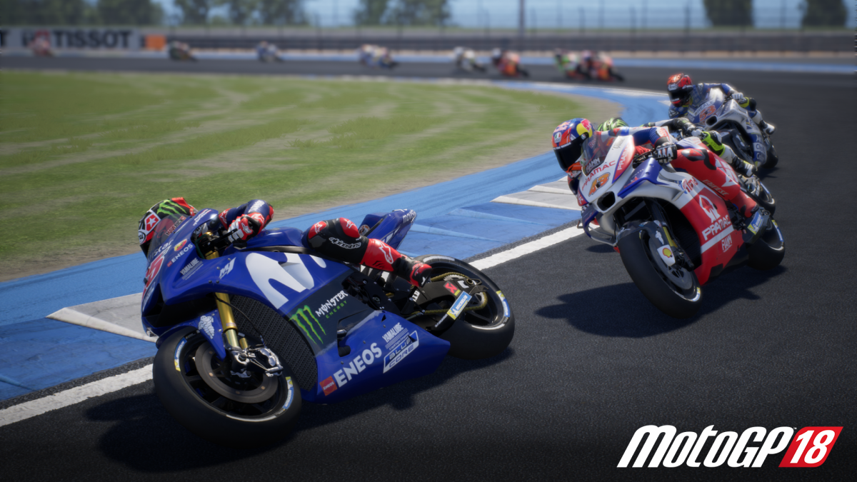 Game Đua Xe MotoGP 18 PC Crack Download