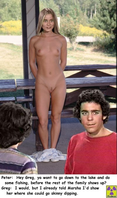 Can marcia brady nude think