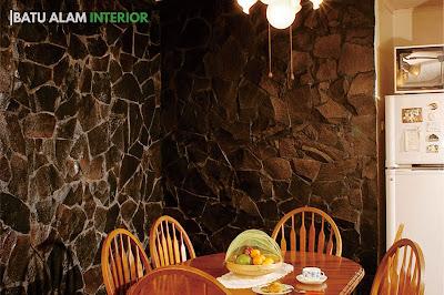 batu alam templek garut untuk interior