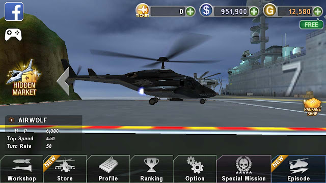 cheat gunship battle gratis