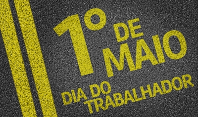 Repartições públicas do município estarão fechadas no feriado de 1º de Maio