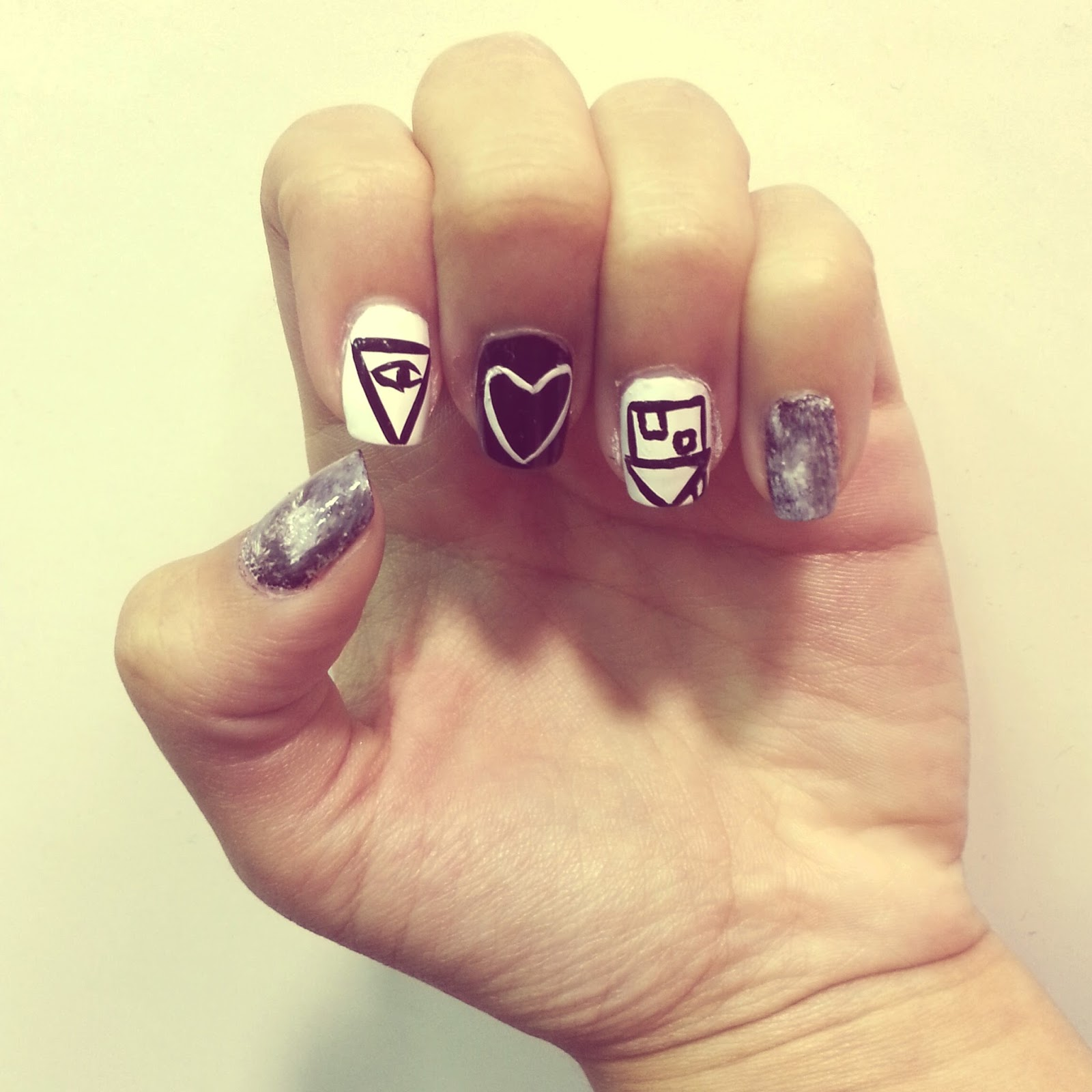 the neighbourhood nail design