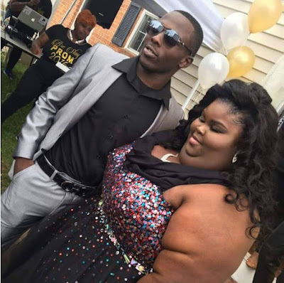 Tayja Jones Banks the overweight 17 year old girl who was cyber bullied over her prom pictures