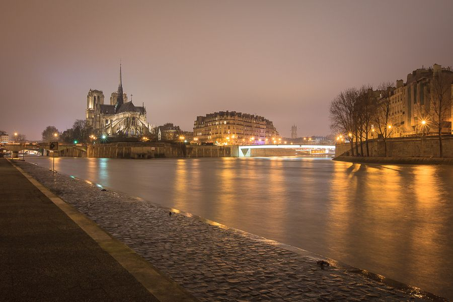 13. Notre Dame by chris tell