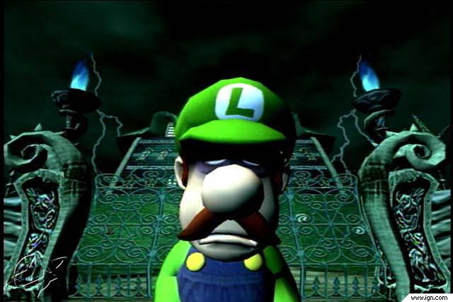 Nintendo Extreme Review Luigi Mansion