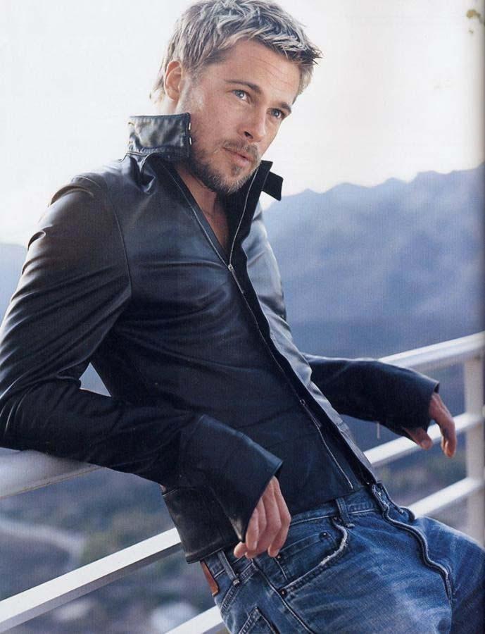 Actorsworld1 Hollywood Actor Brad Pitt, Hot Actor Brad -3768