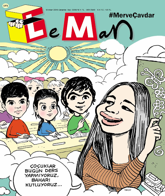 leman 18 april 2018 cover