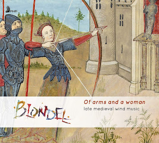 Blondel - Of arms and a woman - FHR