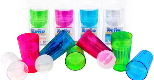 Therapy Tip: Alternatives to Sippy Cups