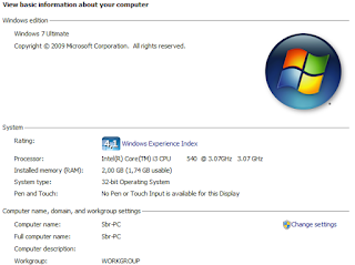 Melihat Spesifikasi Komputer Windows