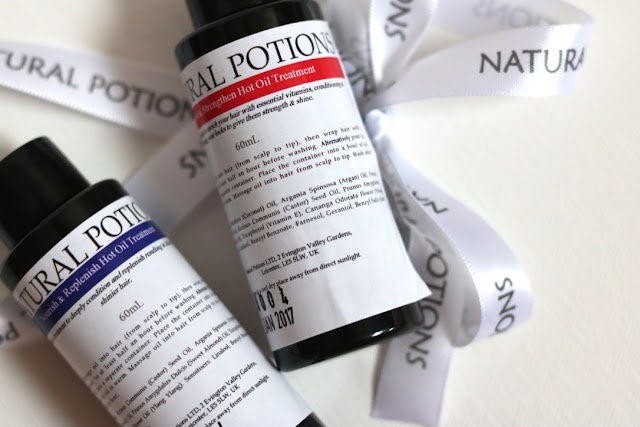 Natural Potions Hot Oil Treatment Review