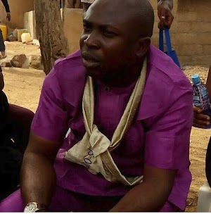 Ebonyi University lecturer, Ogah Onwe Chinedu, sacked for bleeping female students, extorting money from them, other offences (Photos)