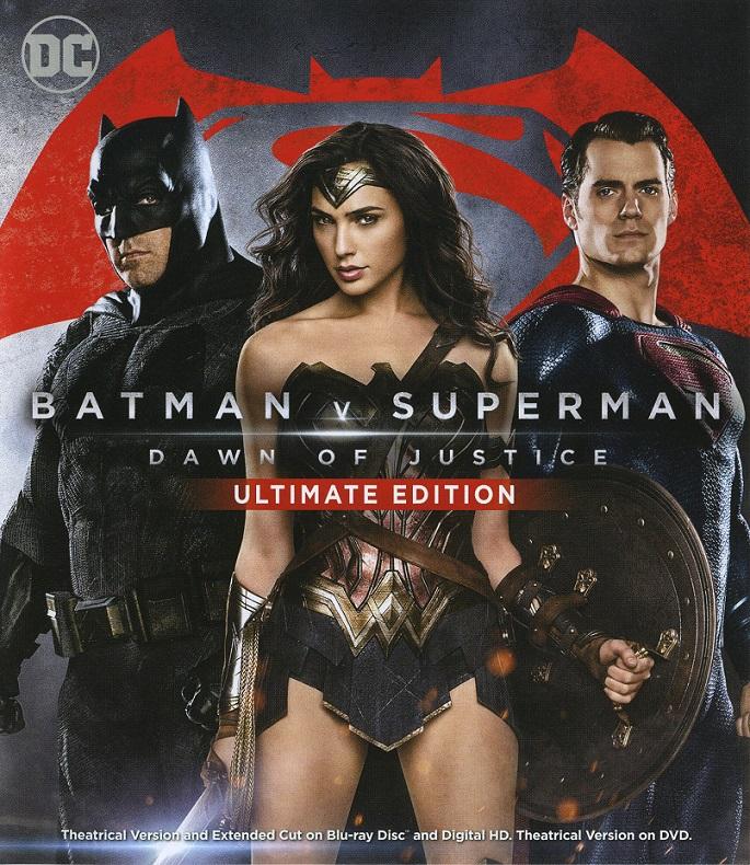 فیلم دوبله: بتمن در برابر سوپرمن: طلوع عدالت (2016) Batman v Superman: Dawn of Justice