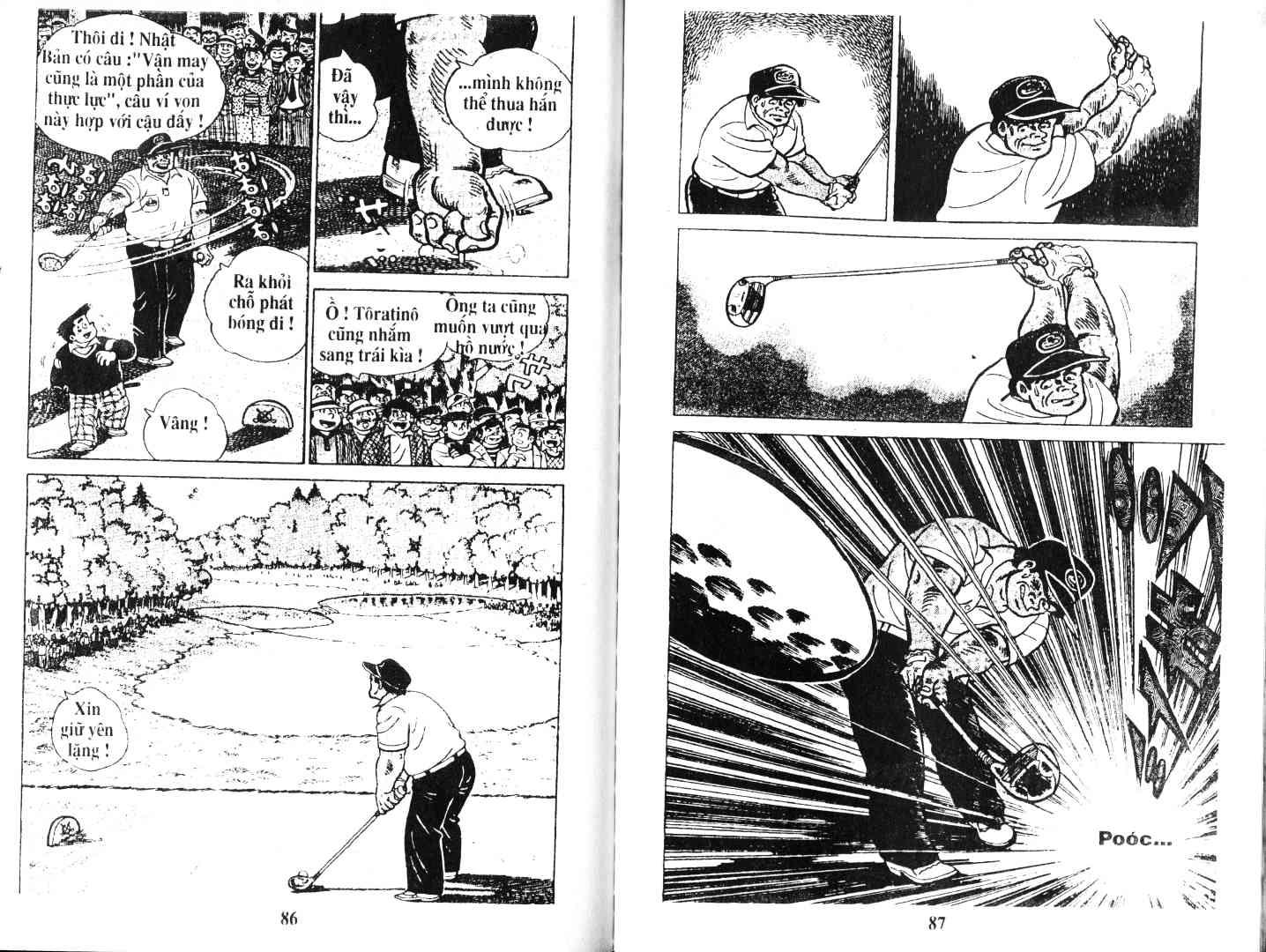 Ashita Tenki ni Naare chapter 43 trang 40