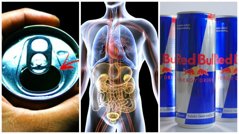 Comment votre corps réagit au Red Bull (Vous ne le boirez..