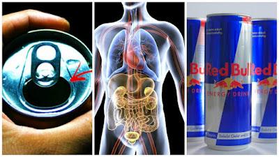 Comment votre corps réagit au Red Bull (Vous ne le boirez jamais encore après avoir lu ceci)