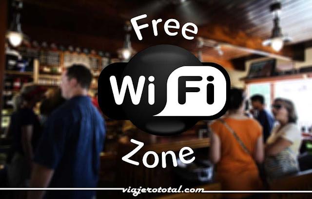 Conexión a Internet en el extranjero