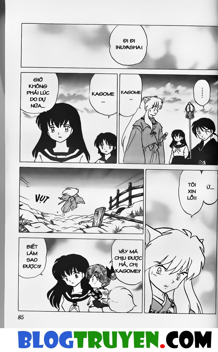 Inuyasha vol 29.5 trang 10