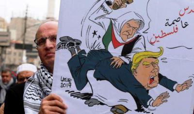 AS Bantah Bekukan Dana Bantuan untuk Pengungsi Palestina