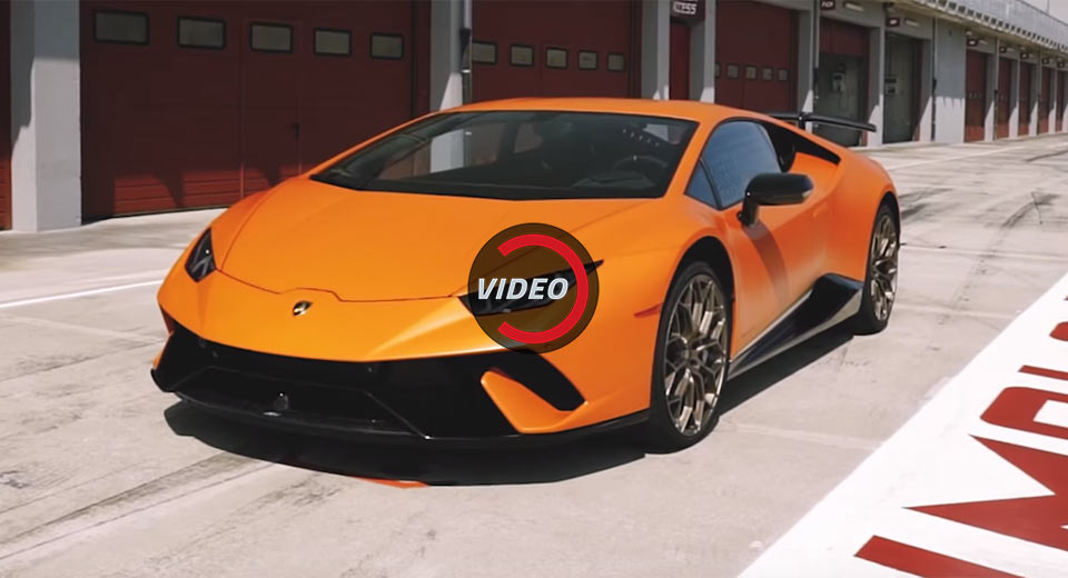 latest lamborghini huracan performante review is full of praise. Black Bedroom Furniture Sets. Home Design Ideas