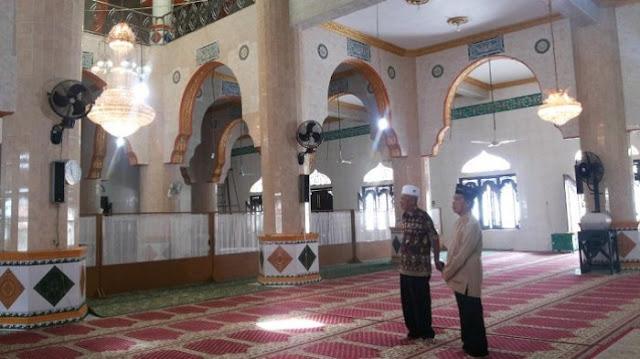 Inilah Masjid Di Indonesia Yang Ingin Meniru Masjid Nabawi Madinah