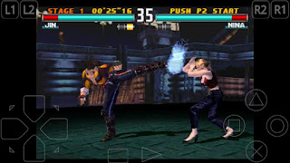 Tekken 3 Apk Mod