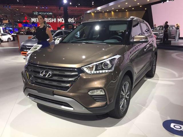 Hyundai oferece 5 revisões grátis no Creta Prestige 2018