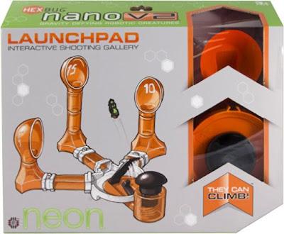 HEXBUG Nano V2 Gravity Defying Robotic Creatures