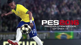 Download Setting PES 2016 (Pro Evolution Soccer 2016)