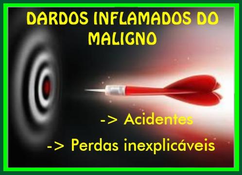 Resultado de imagem para dardos inflamados do maligno