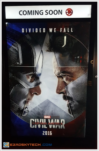 Film Review - Captain America : Civil War