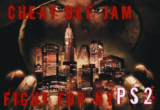 Cheat Def Jam Ps2