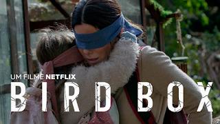 Esse eu vi: Bird Box - Netflix
