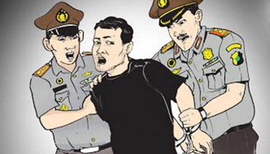 Asyik Nyabu 3 Pemuda Wonosobo Dibekuk Polisi Berita Lampung Nasional
