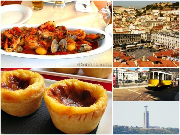 turismo gastronomico en Lisboa